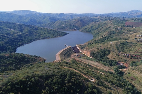Environmental impacts are a key focus of Imvutshane Dam project